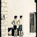 chłopaki z Tribunij #budapeszt #chorwacja #krab #miasteczko #widok