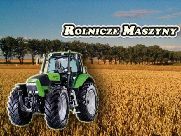Rolnicze Maszyny