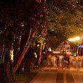 Duchy w Rewalu #noc #lampy #ulica #MiastoNocą #wakacje