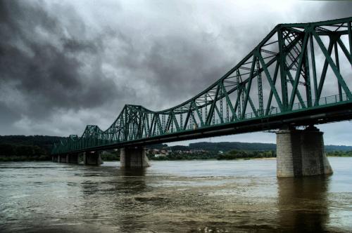 most (Włocławek) #most #włocławek #wisła #rzeka #mostek
