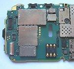 Nokia 5800- czarny ekran po wymianie LCD