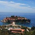 Wyspa Św. Stefana - Czarnogóra #Czarnogóra #morze #wakacje #wyspa #zabytek