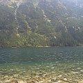 Tatry 2011 #góry #Tatry #MorskieOko #woda #jezioro