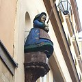 Dziewczynka bez zapałek , za to z latarenką ;) #JeleniaGóra