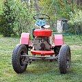 dzik21 #CiągniczekOgrodniczy #CiągniczekLeśny #CiągniczekSadowniczy #traktor #sam #samoróbka #UrsusC308 #MałyCiągniczek #traktorek