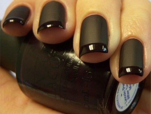 paznokcie metaliczne czy matowe?