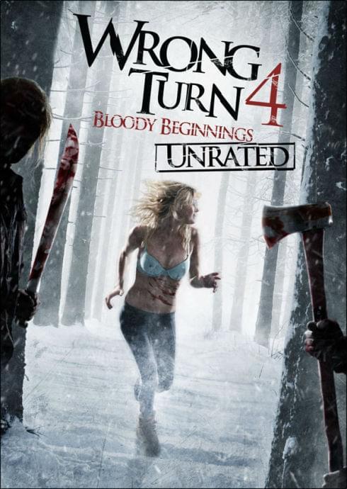 Droga bez powrotu 4 / Wrong Turn 4: Bloody Beginnings (2011)