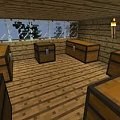 Spichlerz #craftsite #dom #domeczek #domek #drewniany #drewno #góry #klimacie #klimat #minecraft #wielki #zima #zimowym
