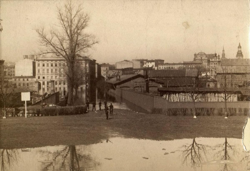 Powódz Poznań 1888 rok 1888 - Legi Debinskie - 02