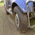 Trochę brudny ale jaka zabawa ;D #rajd #maluch #trophy #SamotnyWypad #jazda #błoto #drift #mokro #slisko #malczan #bobek #bob #Fiat126p #pasja #zapał #hobby #samochód #sport #motor #guma #silnik