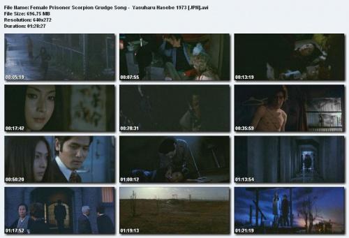 Joshuu sasori: 701-g? urami-bushi / Female Prisoner Scorpion:  701's Grudge Song (1973) DVDRip.DivX Napisy ENG