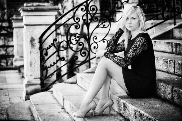 Ania #kobieta #dziewczyna #portret #airking #passiv #nikon