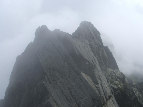 Tatry #krajobrazy #widoki #góry #Tatry #natura #przyroda #chmury