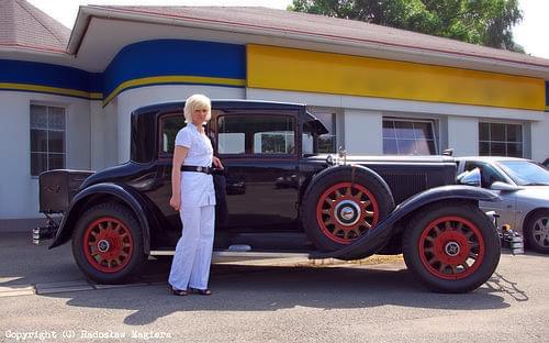 piękna i bestia #samochód #stary #antyk #Buick #przedwojenny #oldtimer
