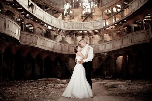 Kamila i Radek - ślubnie #sesja #strobing #d700 #airking #passiv
