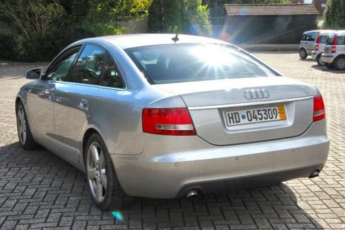 Audi A6 C6 3 0tdi V6 Quattro S Line