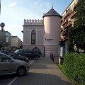 Domek Mauretański w Warszawie ul. Puławska #archtekrura #budynek #warszawa #krajobraz