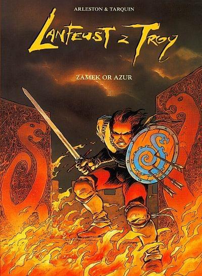 Lanfeust z Troy - 3 - Zamek Or Azur
