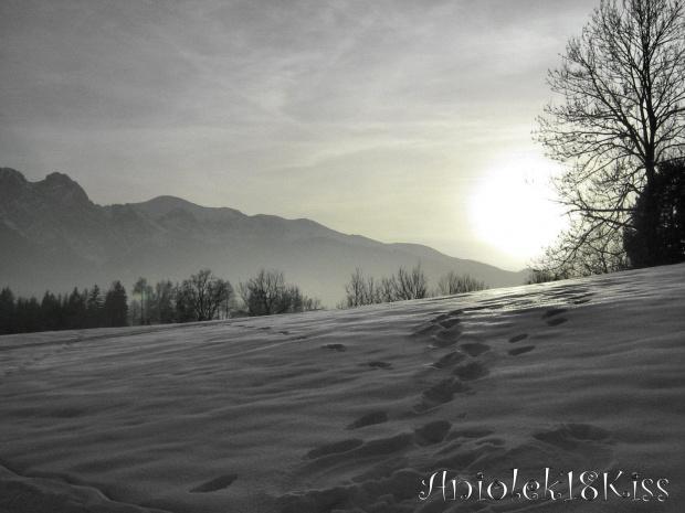 #gory #krajobraz #tatry #snieg