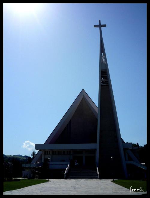 Kościół w Krościenku