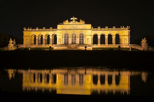 Schönbrunn #nocne