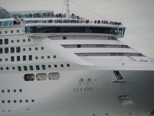"""Oceana"" #Prom #statek #morze #Oceana"