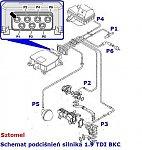 Audi A3 8P 2.0TDI BKD 140KM - Auto nie ma mocy - bład 16683