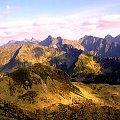 #Tatry #góry #słońce #mountain #sun