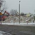 Sytuacja około 9.40 #budowa #toruń #TrasaŚrednicowa