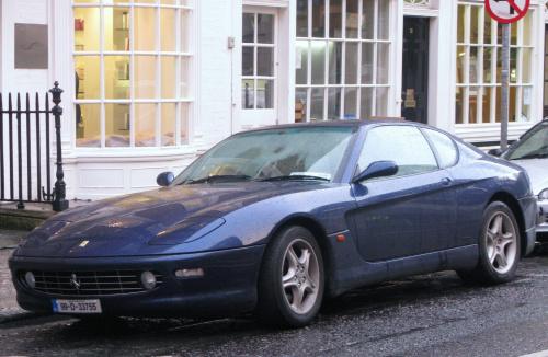 ferrari456 #Ferrari456 #auto #fura #samochód #car #photo #image
