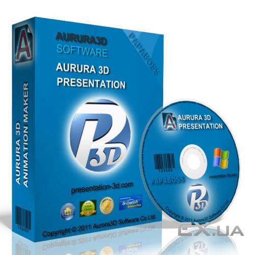 Aurora 3D Presentation 13.02.25 Multilanguage + Keygen
