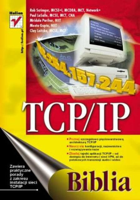 TCP/IP. Biblia [.PDF][PL]