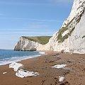Ładnie??? #Anglia #klif #BiałeSkały #Dorset #widok #morze #plaża