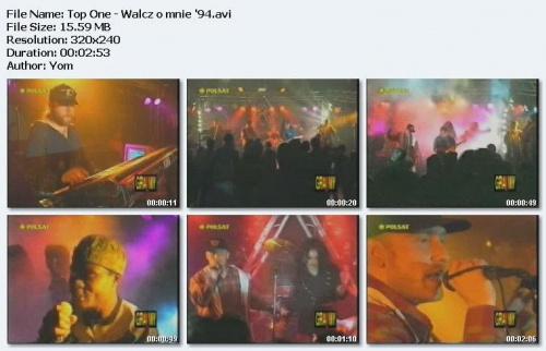 Top One - Teledyski (1992-2007) cz.2