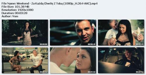 Weekend - Za Ka¿d± Chwilê Z Tob± (2012) HD 1080p