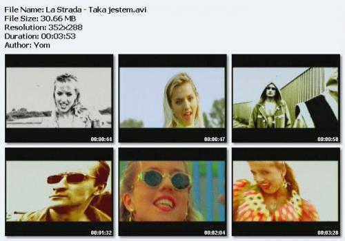 La Strada - Taka Jestem (1996)