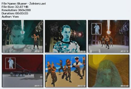 Skaner - ¯o³nierz (1998)