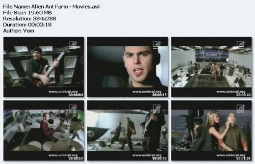 Alien Ant Farm - Movies (2001)