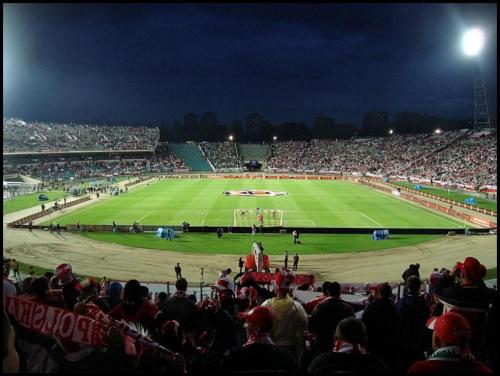 Stadion Śląski - Narodowy :)