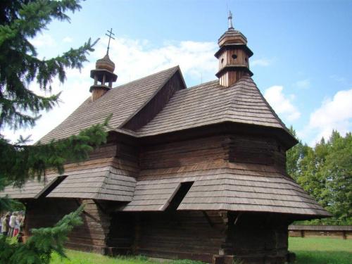 Kościółek św. Józefa w chorzowskim skansenie