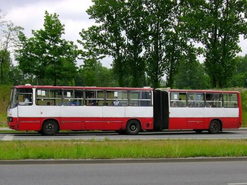 18 V 2008, 11:22 - Ikarus 280.26 #216 - Katowice, al. W. Roździeńskiego.