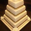Tort Weselny #tort #weselny #pietrowy