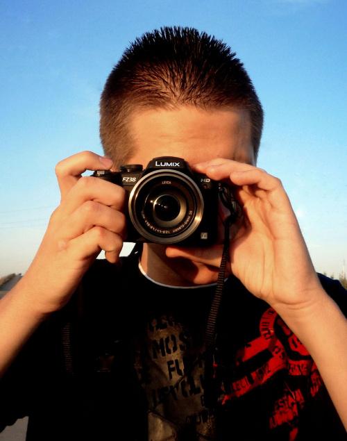 Nie wiem co to dalej będzie z fotosikiem... ale wiem że mimo wszystko będę robił to co lubię... A co lubię? Chyba widać na zdjęciu:)