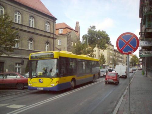 Scania CL94UB, 213 w Kaliszu #Kalisz #ScaniaCL94UB