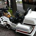 Bardzo Piękny nietypowy motocykl Honda. #honda #nietypowa #motor #motocyk #super #motorek #bryka #wóz #olkusz #DrukarniaDela #Goldwing