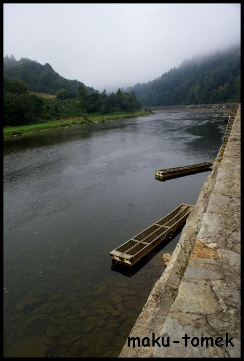 #Dunajec #Pieniny #Góry #Krajobraz