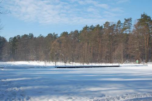 4.II.2010 Tenczynek oraz Rudno.