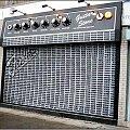 Ciekawy szyld sklepu muzycznego. #humor #sklep #wzmacniacz #muzyka