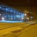 #Szczecinek #zima #pociag #kolej #infrastruktura
