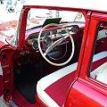Pontiac Super Chief z 1957r - wnętrze #samochod #samochód #StareSamochody #ClassicCars
